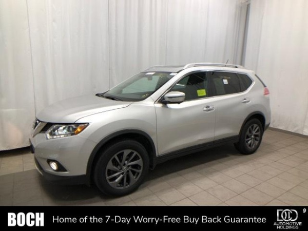 2016 Nissan Rogue in Westford, MA