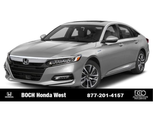 2019 Honda Accord Hybrid Touring Cvt