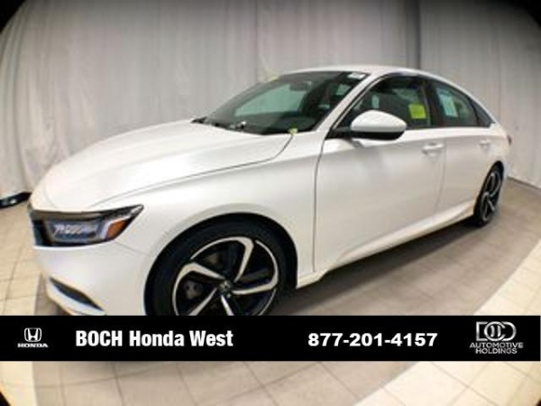 2018 Honda Accord Sport