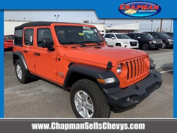 2019 Jeep Wrangler in Philadelphia, PA