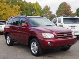 Used 2007 Toyota Highlander Limited With 3rd Row V6 4wd For In Mars Pa