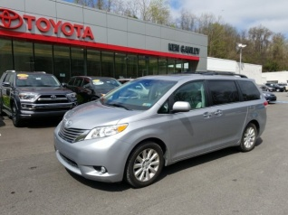 b5e660b8b6 2012 Toyota Sienna Limited 7-Passenger AWD for Sale in Pleasant Hills