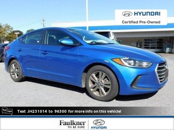 2018 Hyundai Elantra in Philadelphia, PA