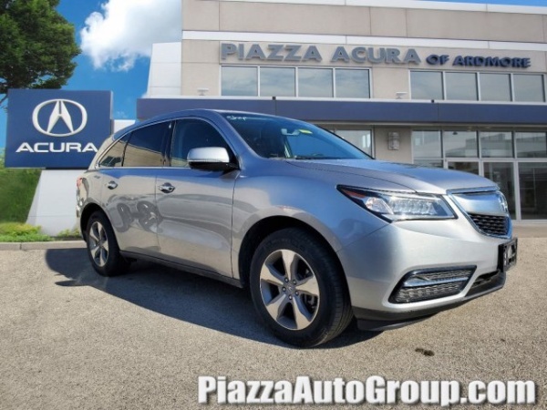 2016 Acura MDX in Ardmore, PA