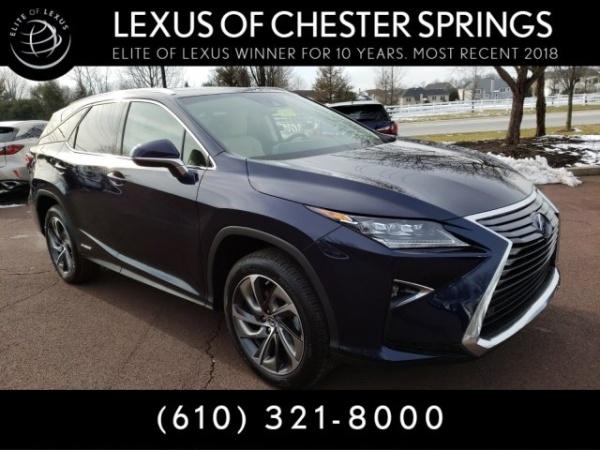2019 Lexus RX RX 450hL Luxury