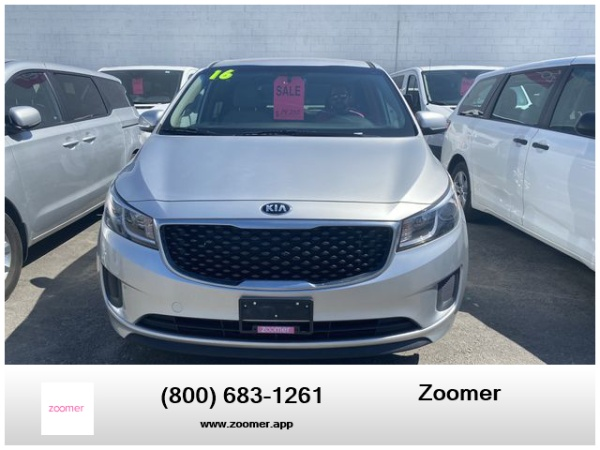 2016 Kia Sedona in Hollywood, CA