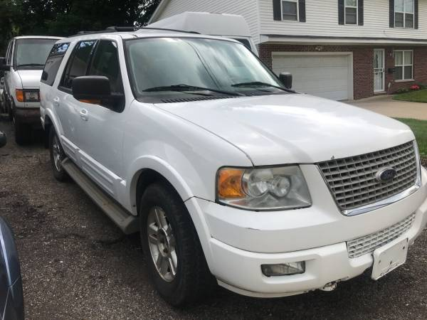 2003 Ford Expedition 5 4l Eddie Bauer 4wd For Sale In