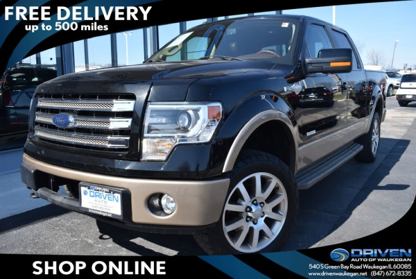 2013 Ford F-150 in Waukegan, IL