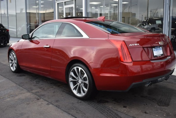 2016 Cadillac ATS Luxury Coupe 3.6 AWD For Sale in ...
