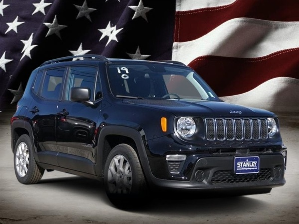 2019 Jeep Renegade in Gilmer, TX