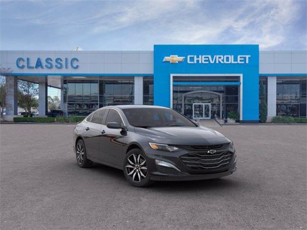 2020 Chevrolet Malibu in Houston, TX