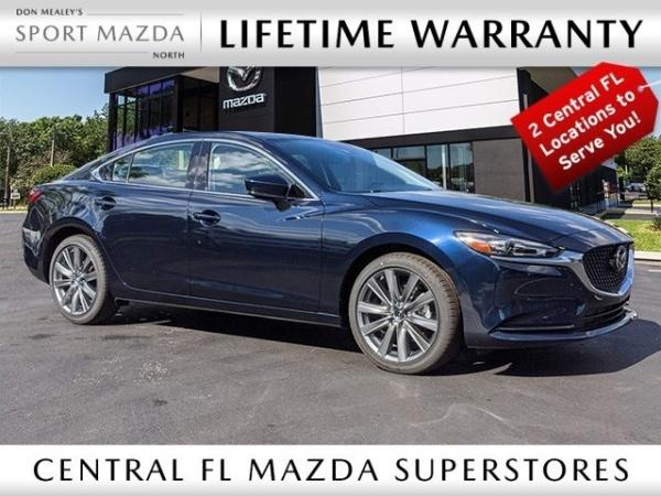 2020 Mazda Mazda6 in Longwood, FL