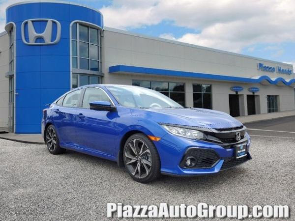 Honda Springfield Pa >> 2018 Honda Civic Si Sedan Manual For Sale In Springfield Pa Truecar