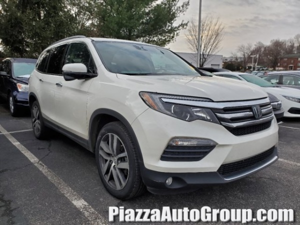 Honda Springfield Pa >> 2017 Honda Pilot Touring Awd For Sale In Springfield Pa