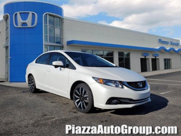 Honda Springfield Pa >> 2015 Honda Civic Ex L Sedan Cvt For Sale In Springfield Pa