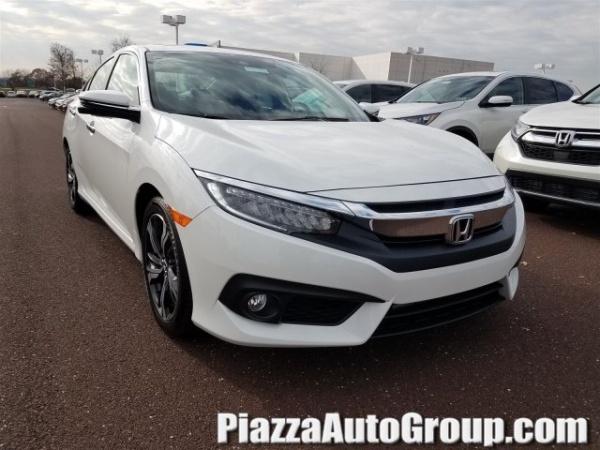 Honda Springfield Pa >> 2018 Honda Civic Touring Sedan Cvt For Sale In Springfield Pa Truecar