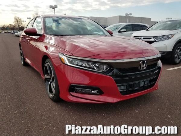 2019 Honda Accord Sport 2.0T