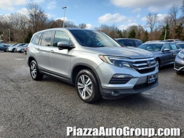 Honda Springfield Pa >> 2018 Honda Pilot Ex With Honda Sensing Awd For Sale In