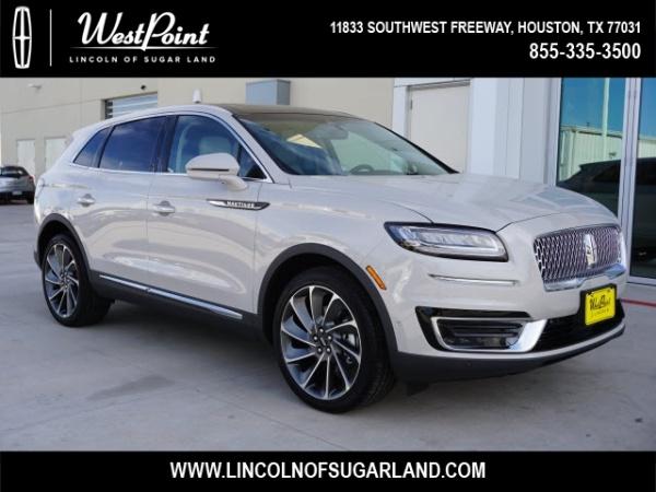 2020 Lincoln Nautilus in Houston, TX