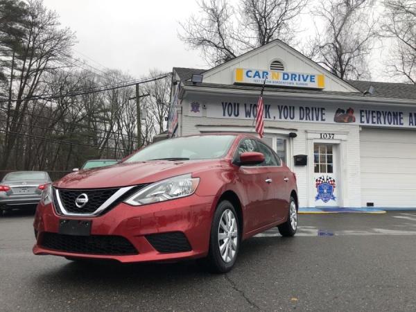 2017 Nissan Sentra in Bordentown, NJ