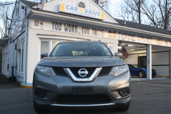 2016 Nissan Rogue in Bordentown, NJ