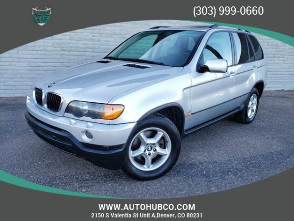 2003 BMW X5 in Denver, CO