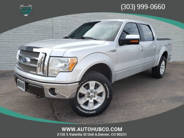 2010 Ford F-150 in Denver, CO