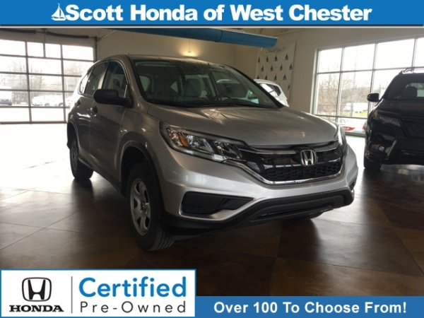 2016 Honda Cr V Lx Awd For Sale In West Chester Pa Truecar