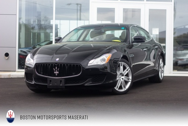 2016 Maserati Quattroporte in Boston, MA