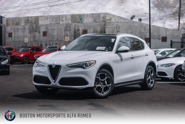 2020 Alfa Romeo Stelvio in Boston, MA