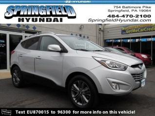 Used Hyundai Tucsons for Sale in Lebanon, PA | TrueCar