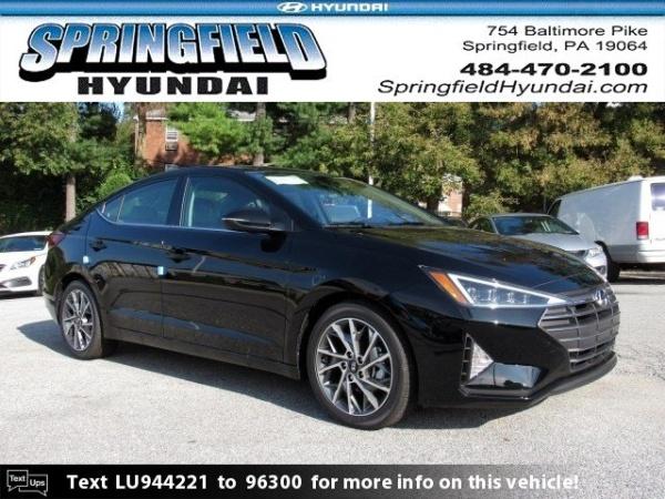 2020 Hyundai Elantra in Springfield, PA