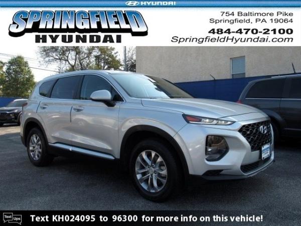 2019 Hyundai Santa Fe in Springfield, PA