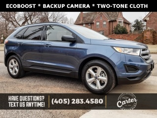 efc93804c4 2018 Ford Edge SE FWD for Sale in Okarche