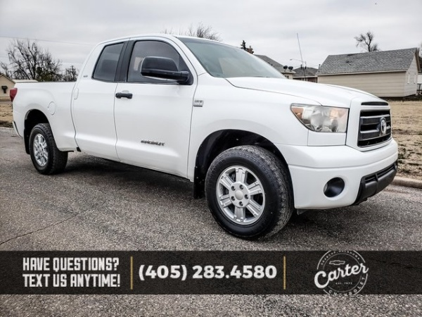 2010 Toyota Tundra Double Cab 6.5' Bed 4.6L V8 RWD