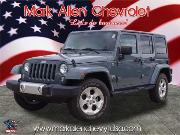 2015 Jeep Wrangler in Glenpool, OK