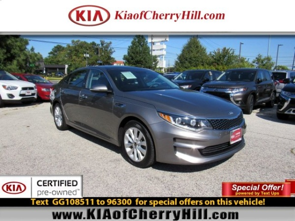2016 Kia Optima in Cherry Hill, NJ