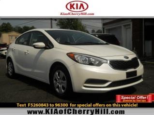 Used 2015 Kia Forte LX Sedan Automatic For Sale In Cherry Hiill, NJ