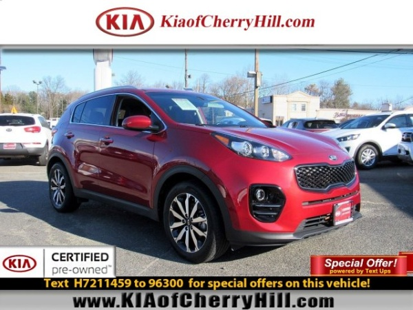 2017 Kia Sportage in Cherry Hill, NJ