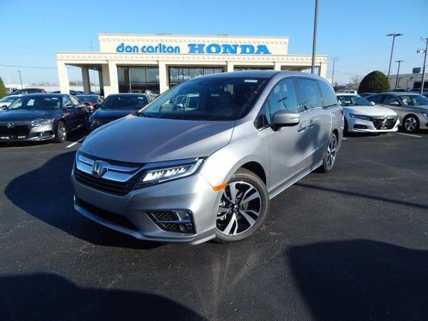 2020 Honda Odyssey in Tulsa, OK