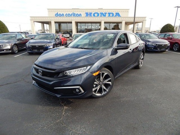 2020 Honda Civic in Tulsa, OK