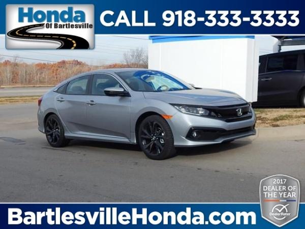 2019 Honda Civic in Bartlesville, OK