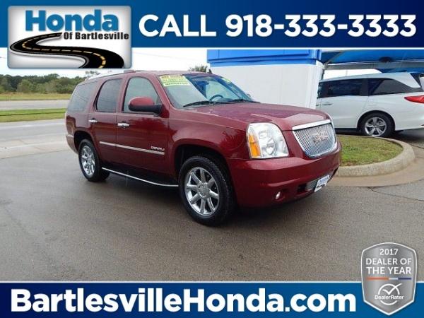 Gmc Dealer Tulsa >> Used Gmc Yukon For Sale In Tulsa Ok 107 Cars From 5 000