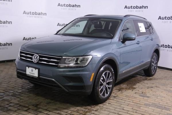 2020 Volkswagen Tiguan in Fort Worth, TX