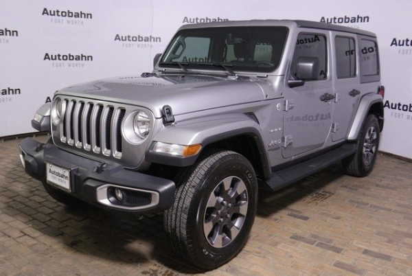 2018 Jeep Wrangler in Fort Worth, TX