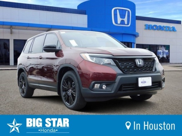 2019 Honda Passport in Houston, TX