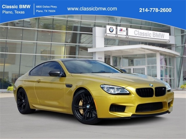 2016 BMW M6 in Plano, TX