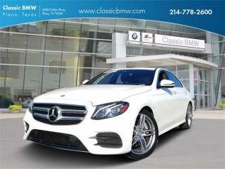 Used 2017 Mercedes Benz E Class For Sale 299 Used 2017 E Class