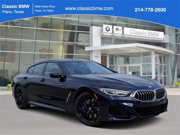 2020 BMW 8 Series in Plano, TX