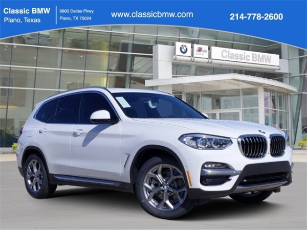 2020 BMW X3 in Plano, TX